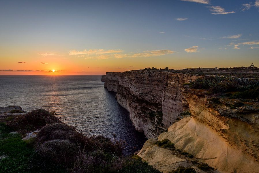 Kliffen van Malta