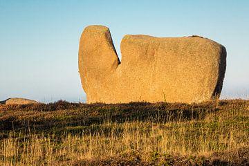 Felsen in der Bretagne von Rico Ködder