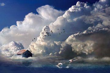 Wolkenwelten von Uwe Frischmuth