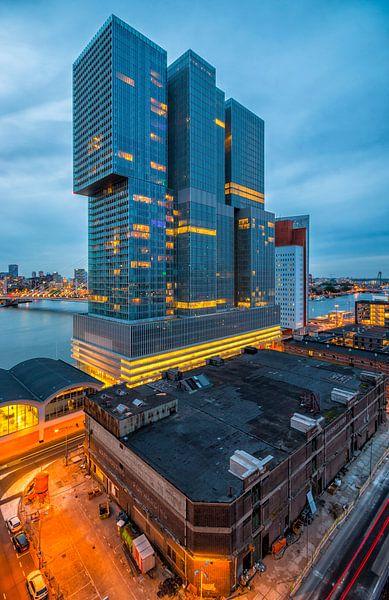 Vertical City van Dennis Vervoorn