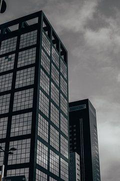 Stedelijke torens van Derk Visser