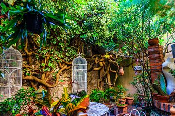 italiaanse tuin von Vincent Wienhoven