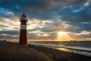 Lighthouse 'Noorderhoofd' von Harmen Mol