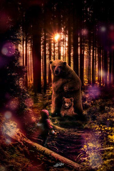 Bärenkind von Ansgar Peter