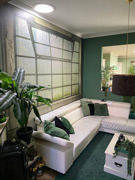 Kundenfoto: großes Fenster von Martijn Tilroe