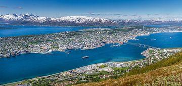 Tromsø das Paris von Norden. von Hamperium Photography