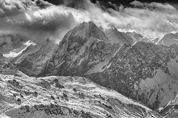 Höfats, Allgäuer Alpen van Walter G. Allgöwer