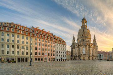 Frauenkirche in Dresden von Michael Valjak