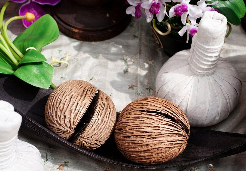 Thaise massage items van Patricia Verbruggen