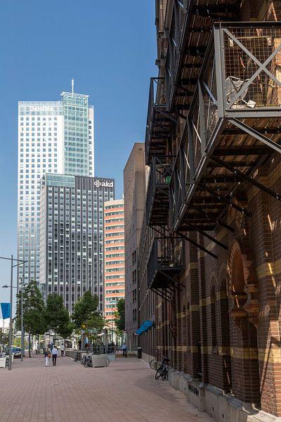 Rotterdam Old en New van JB. Photography