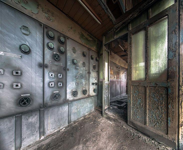 Telefonzentrale von Olivier Photography
