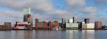 Waterfront Kop van Zuid Rotterdam van