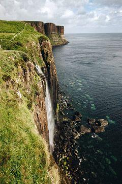 Felsen auf der Isle of Skye von Katrin Friedl