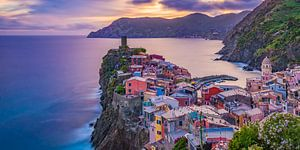 Vernazza by Night - Cinque Terre, Italië - 3