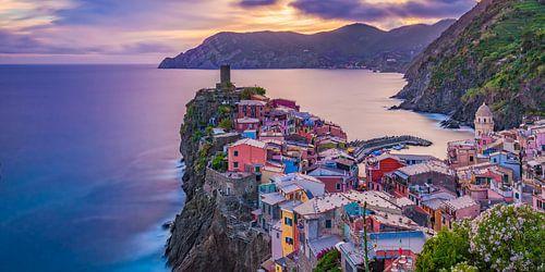 Vernazza by Night - Cinque Terre, Italy - 3