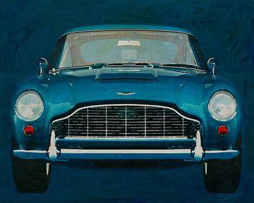 Aston Martin DB5 van Jan Keteleer