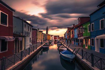 Colors of Burano van