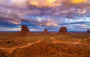 Monument Valley , Utah amerika