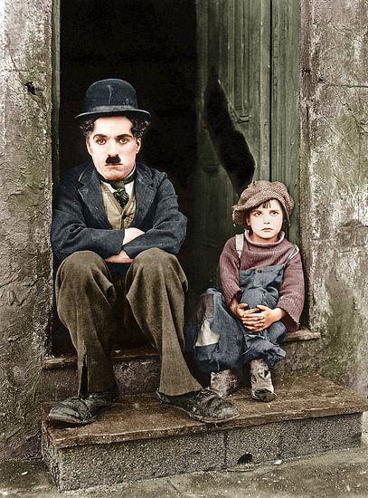 Charlie Chaplin & The Kid (1921)