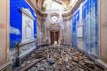 baufällige Kapelle von Kristof Ven