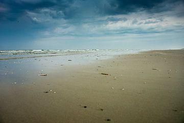 Noordzeestrand van Jan Peter Mulder