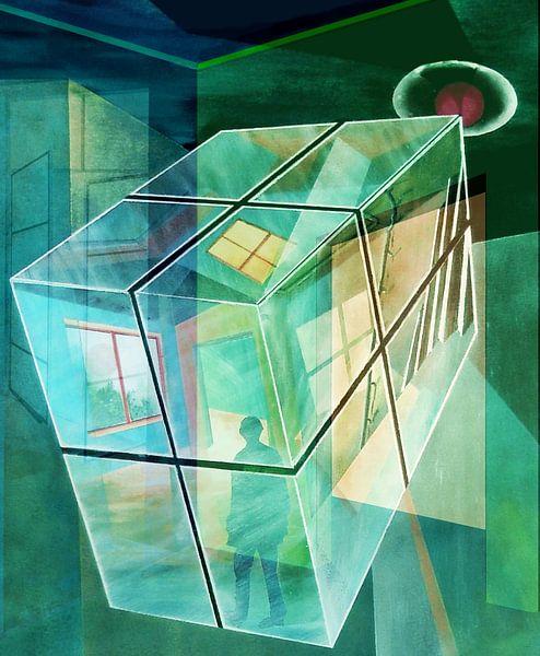 Zeitraumkontinuum von Gertrud Scheffler