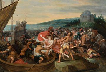 Der Raub der Helena, Frans Francken der Jüngere