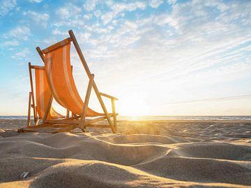 Strand, zee en zon von Dirk van Egmond