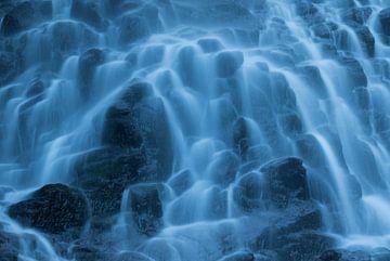 Wasserfall von Hetwie van der Putten