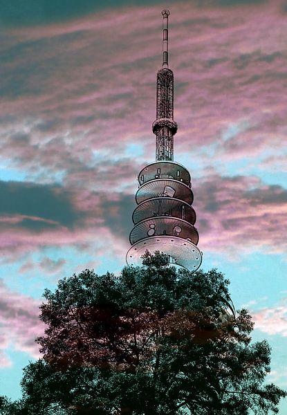 Fernsehturm van Peter Norden