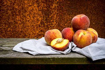 Perziken van Susan Lambeck