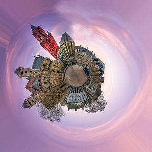 Vrijthof Maastricht panorama