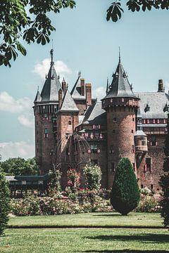 Schloss De Haar in Haarzuilens, Utrecht von Expeditie Aardbol