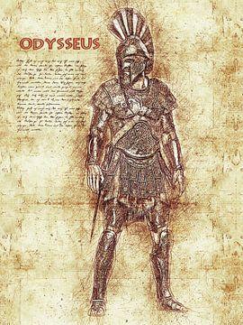 Odysseus van Printed Artings