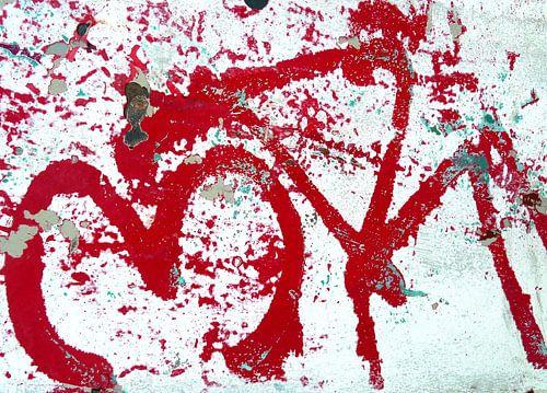 Urban Abstract 17 van