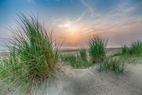 Last Sunset of May  van Alex Hiemstra