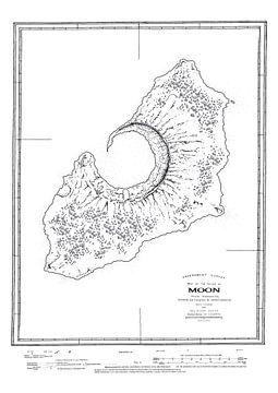 Moon Island van Zoë Hoetmer