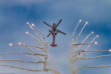Apache AH-64 helicopter van Gert Hilbink