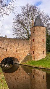 Stadtmauer um die Innenstadt von Amersfoort