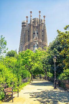 Sagrada Família van Manjik Pictures