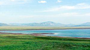 Meer in Mongolië