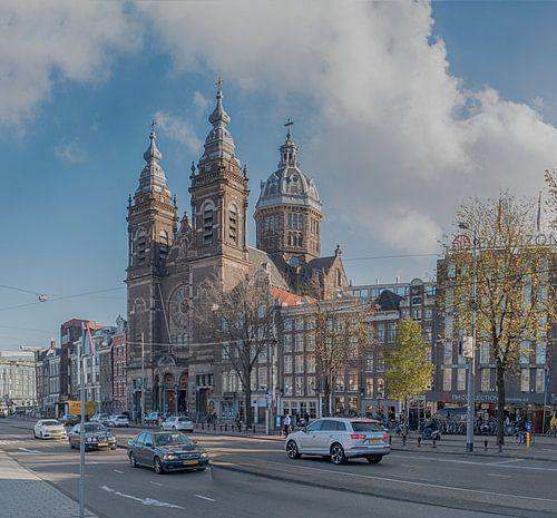 Sint Nicolaaskerk van Amsterdam Fotografie (Peter Bartelings)