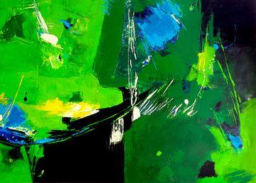 Maigrün Nr.2 von Claudia Neubauer