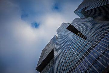 Perspektive von De Rotterdam von Wim Brauns