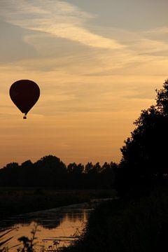 Luchtballon von Robbert van der Kolk