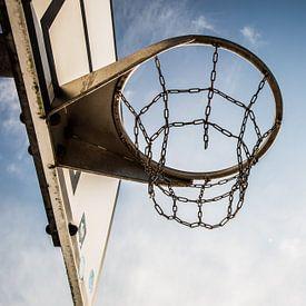 Basketball sur Melvin Erné