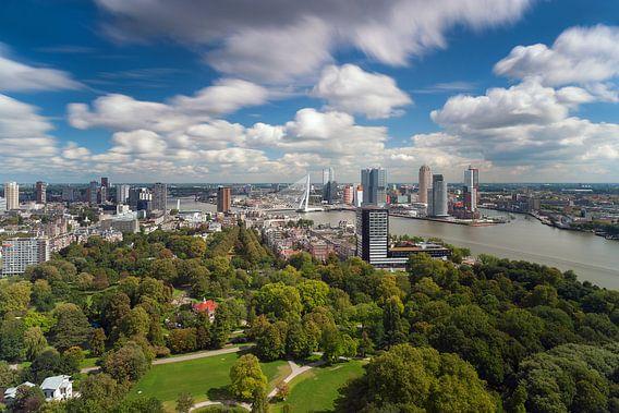 Wolkjesdag Rotterdam / Euromast