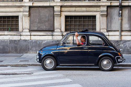 Italien way von Aristide Koudaya