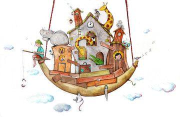 De Ark van Noa von keanne van de Kreeke