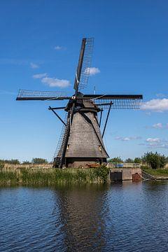 Molen Kinderdijk Holland van Carin IJpelaar